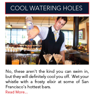 Cool Watering Holes