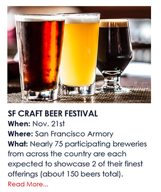 SF Craft Beer Festivals