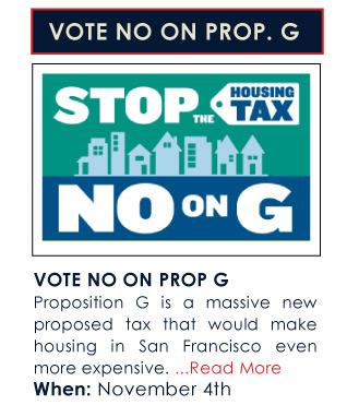 <empty>Vote No on Prop G