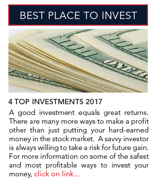 Best Place to Invest